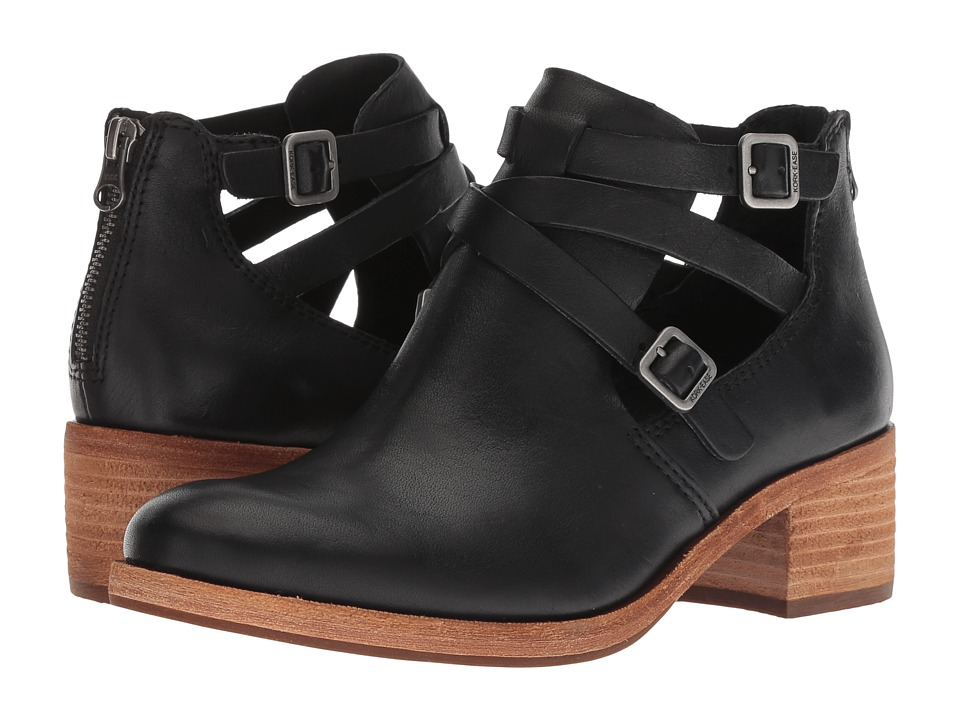 Kork-Ease Jardin (Black Full Grain)