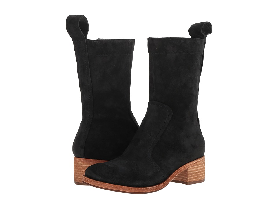 Kork-Ease Jewel (Black Suede)
