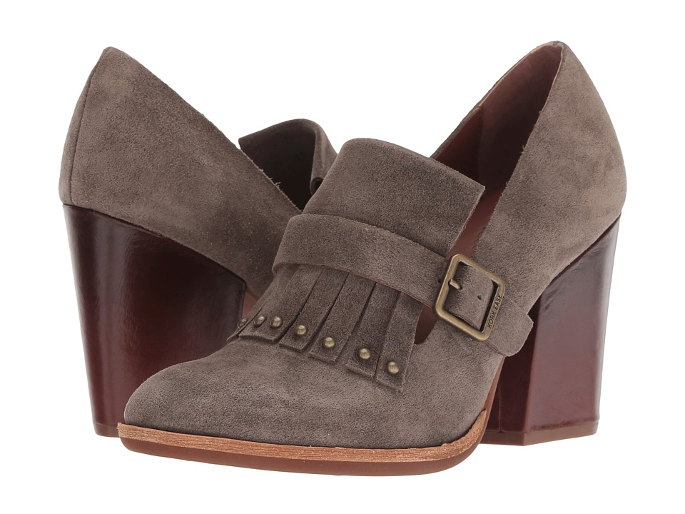 Kork-Ease Prim (Grey Suede) High Heels