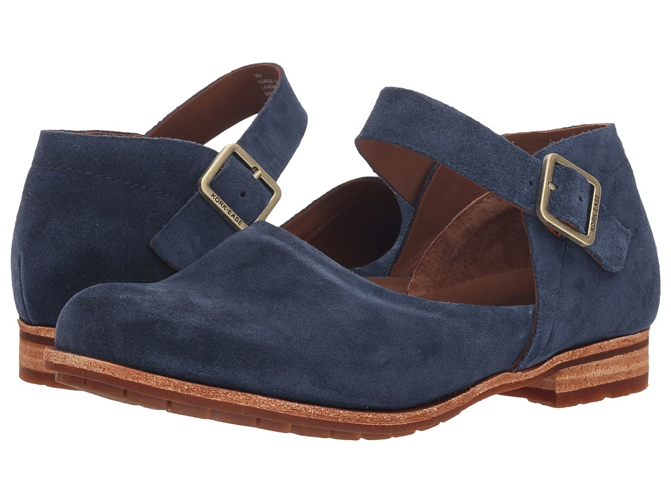 Kork-Ease Bellota (Navy Suede) Women's Shoes
