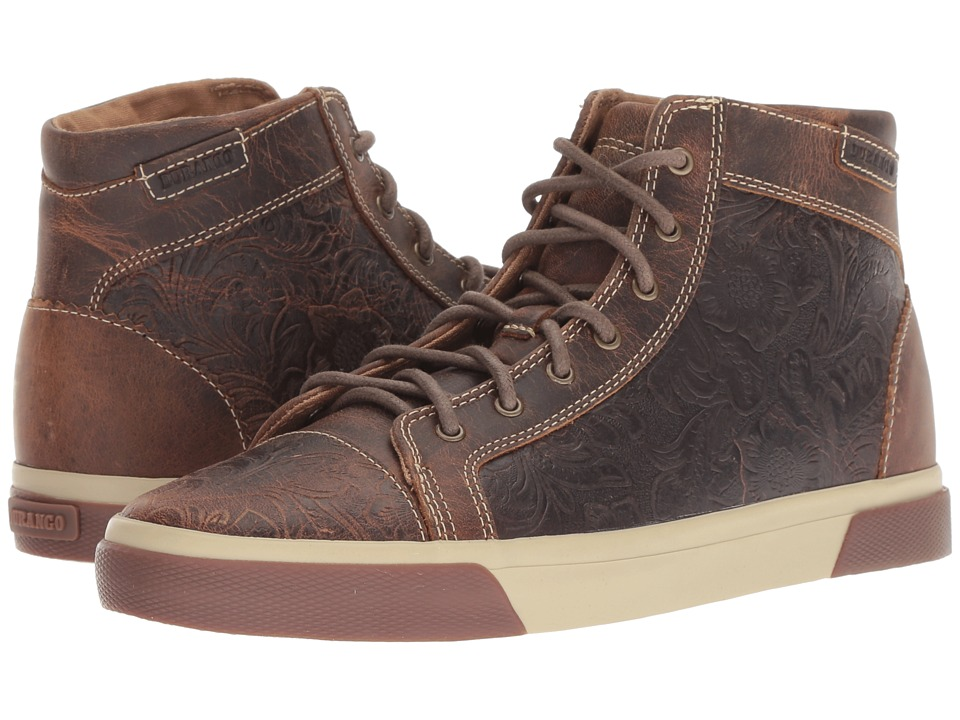 Durango Music City High Top Lacer (Cocoa Truffle)