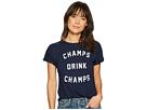 The Original Retro Brand Champs Drinks Champs Short Sleeve Slub T-Shirt