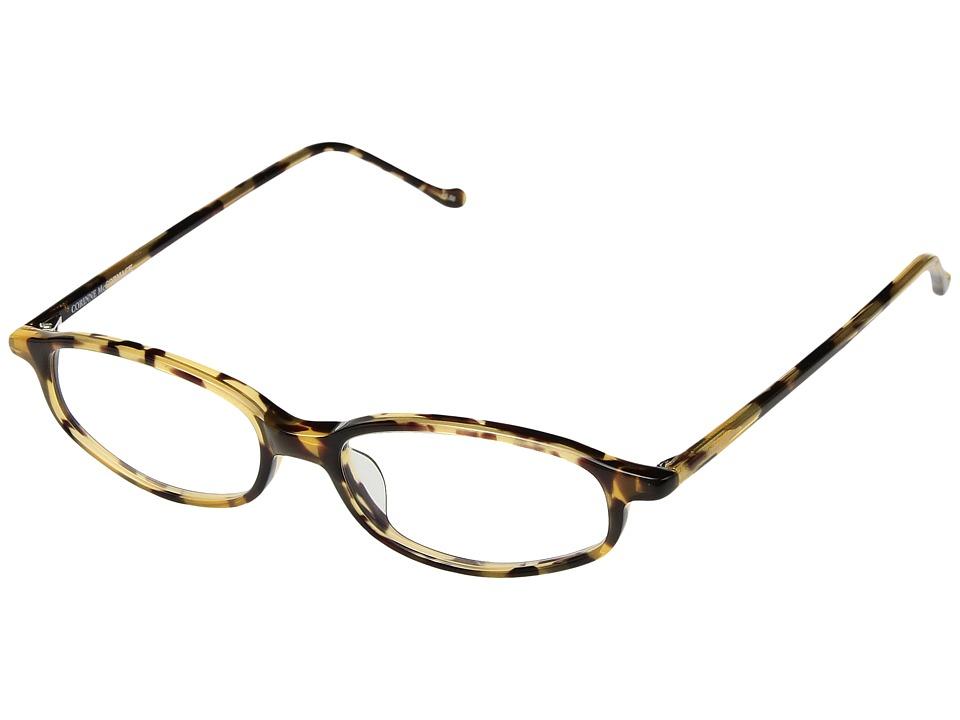 Corinne McCormack - Nicole (Brown) Reading Glasses Sunglasses