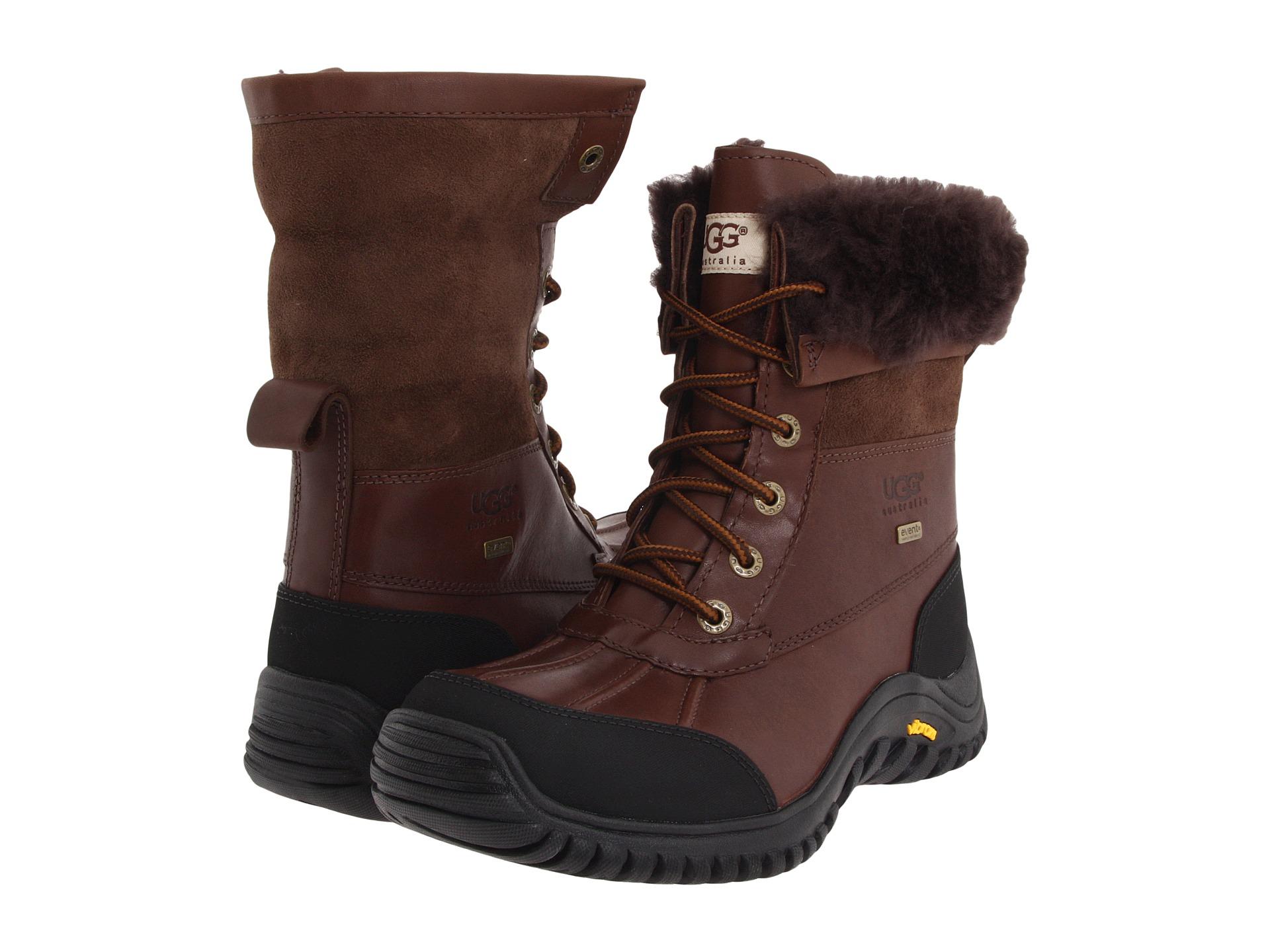 ugg adirondack boot ii zappos free shipping both ways