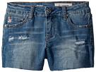 AG Adriano Goldschmied Kids The Shelby Fray Shorts w/ Raw Hem in Seaport (Big Kids)