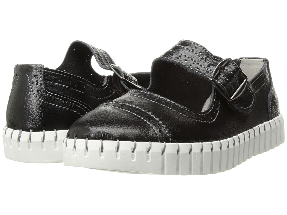 bernie mev. Kids - Twk75 (Little Kid/Big Kid) (Black) Girls Shoes