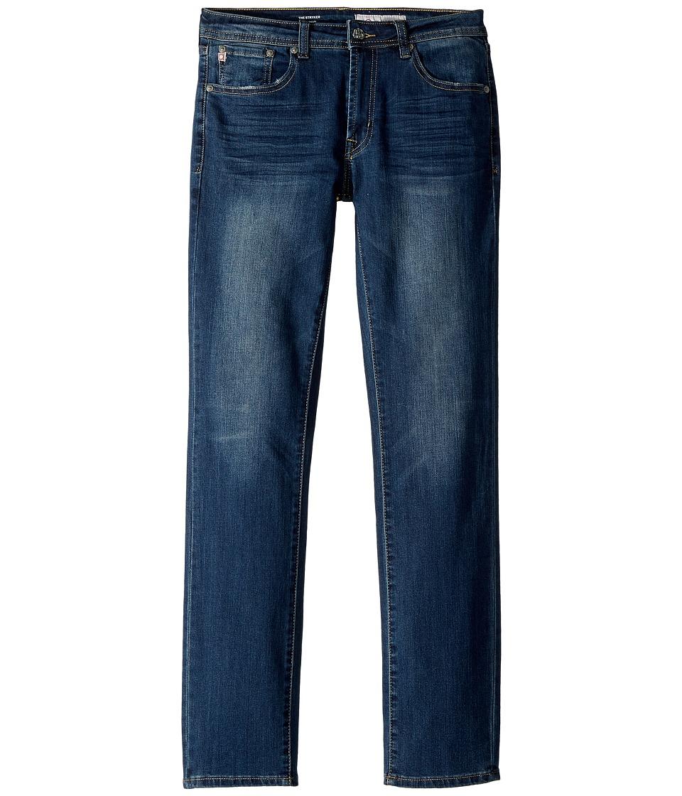 AG Adriano Goldschmied Kids - The Stryker Slim Straight in Carib Blue (Big Kids) (Carib Blue) Boys Jeans