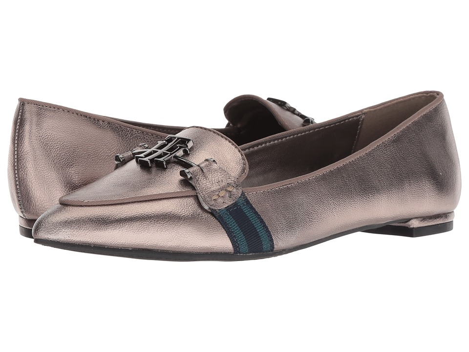 Tommy Hilfiger Tomina 2 (Silver PU) Women's Shoes