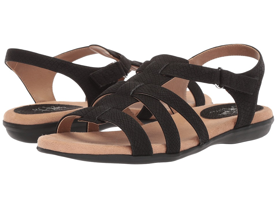 LifeStride Baylee (Black Snake Exclusive) Women's  Shoes