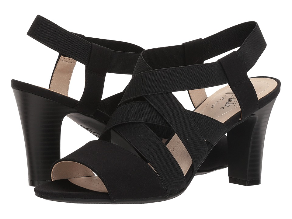 LifeStride Charlotte (Black) Women's Shoes