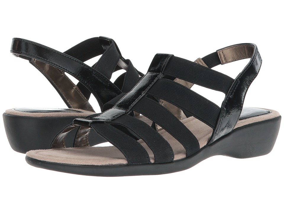 LifeStride Tania (Black) Women's Shoes