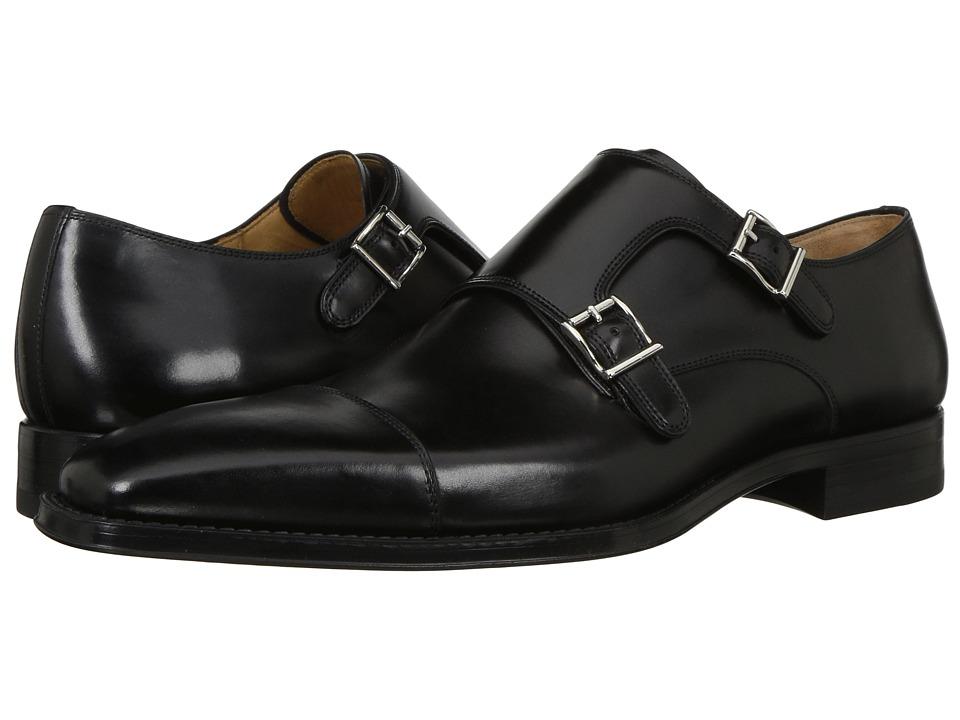 Magnanni - Cotillas II (Black) Mens Shoes