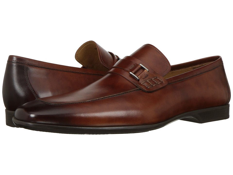 Magnanni - Ronin II (Cognac) Mens Shoes