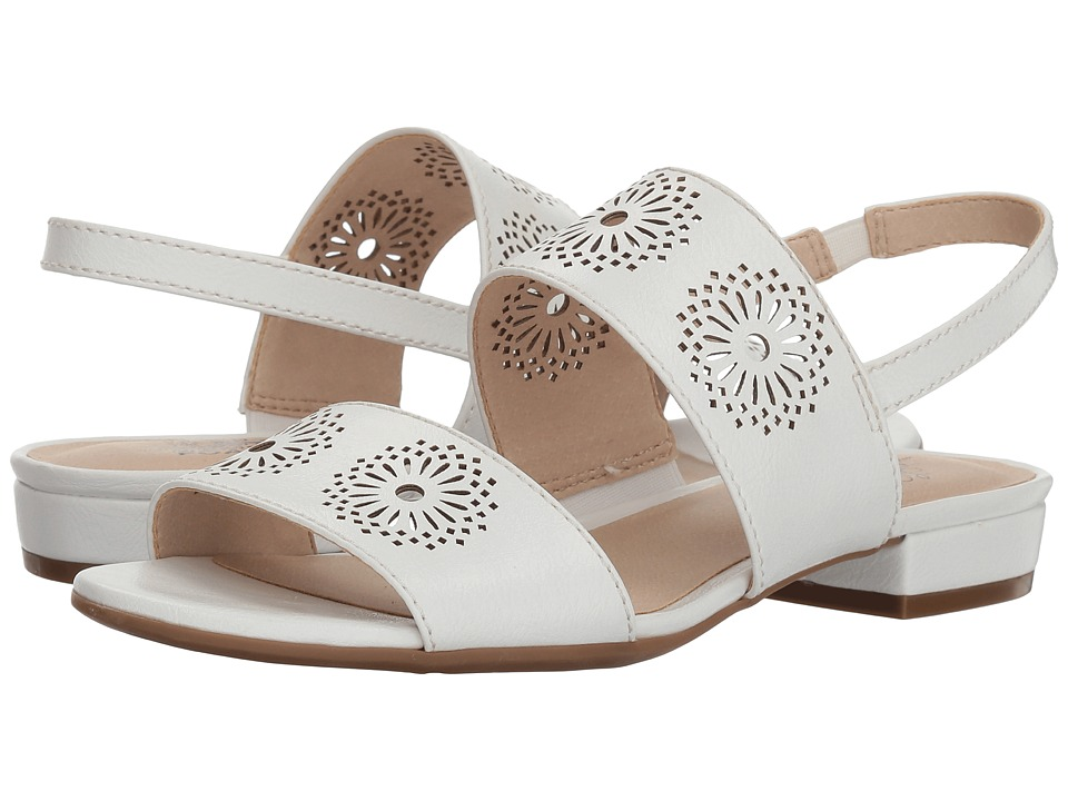 LifeStride Corinne (White) Women's Shoes