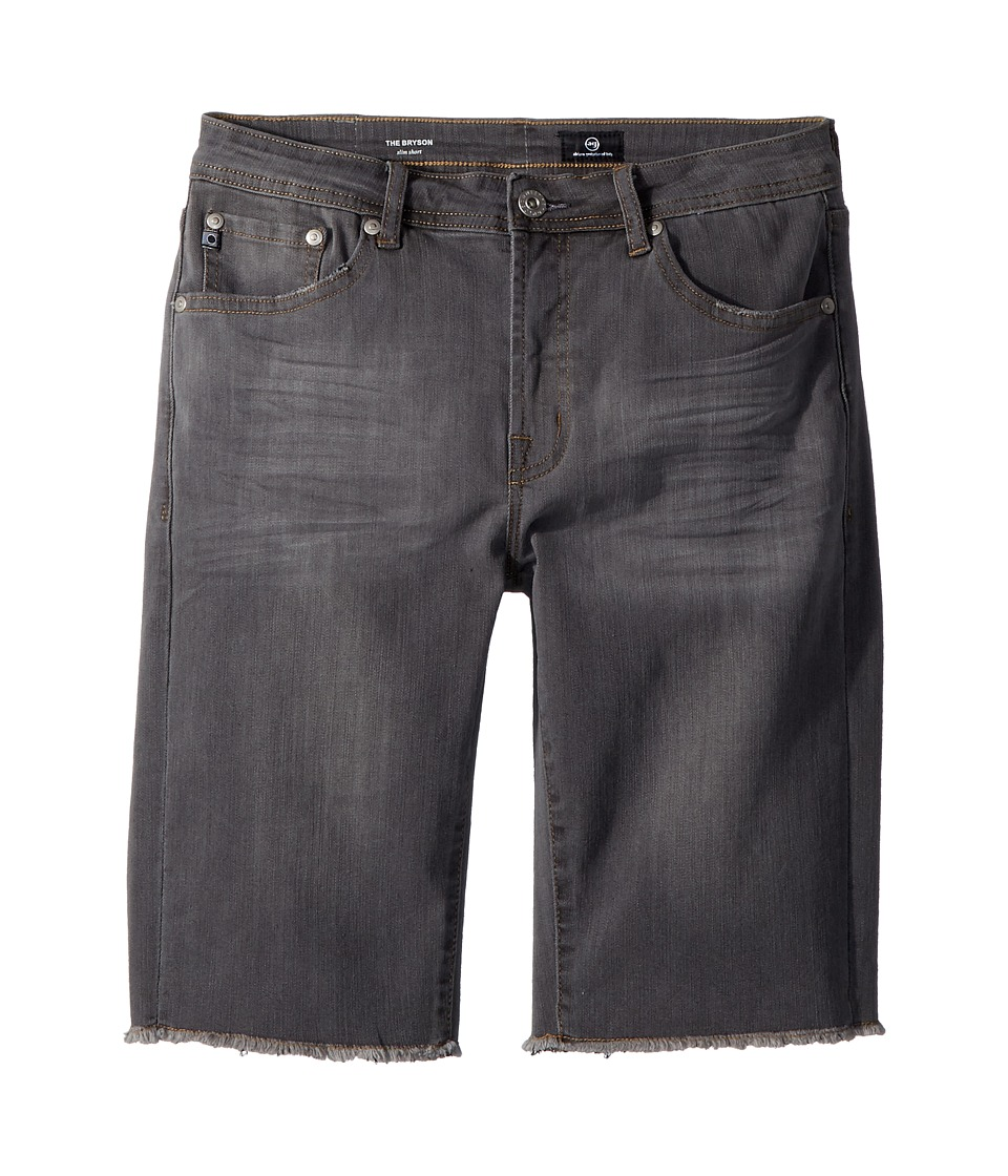 AG Adriano Goldschmied Kids - The Bryson Denim Shorts in Graphite (Big Kids) (Graphite) Boys Shorts