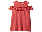 AG Adriano Goldschmied Kids Newport Cold Shoulder Top (Toddler)