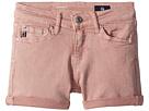 AG Adriano Goldschmied Kids The Karlie Roll Cuff Shorts (Big Kids)