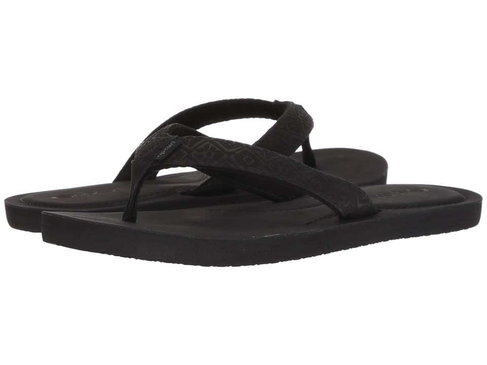 Rip Curl Offset Girls (Black/Black) Sandals