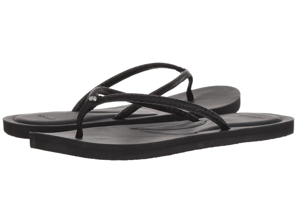Rip Curl Luna (Black/Black) Sandals