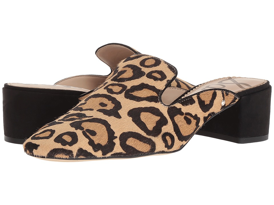 Sam Edelman Adair (New Nude Leopard Brahma Hair) Women's Shoes