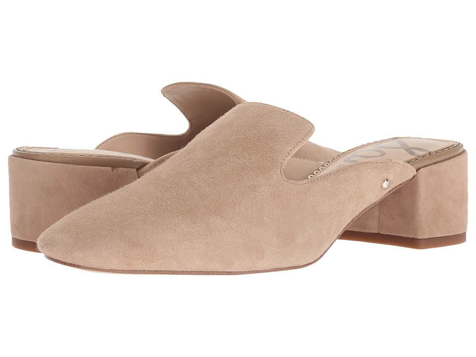 Sam Edelman Adair (Oatmeal Kid Suede Leather) Women's Shoes