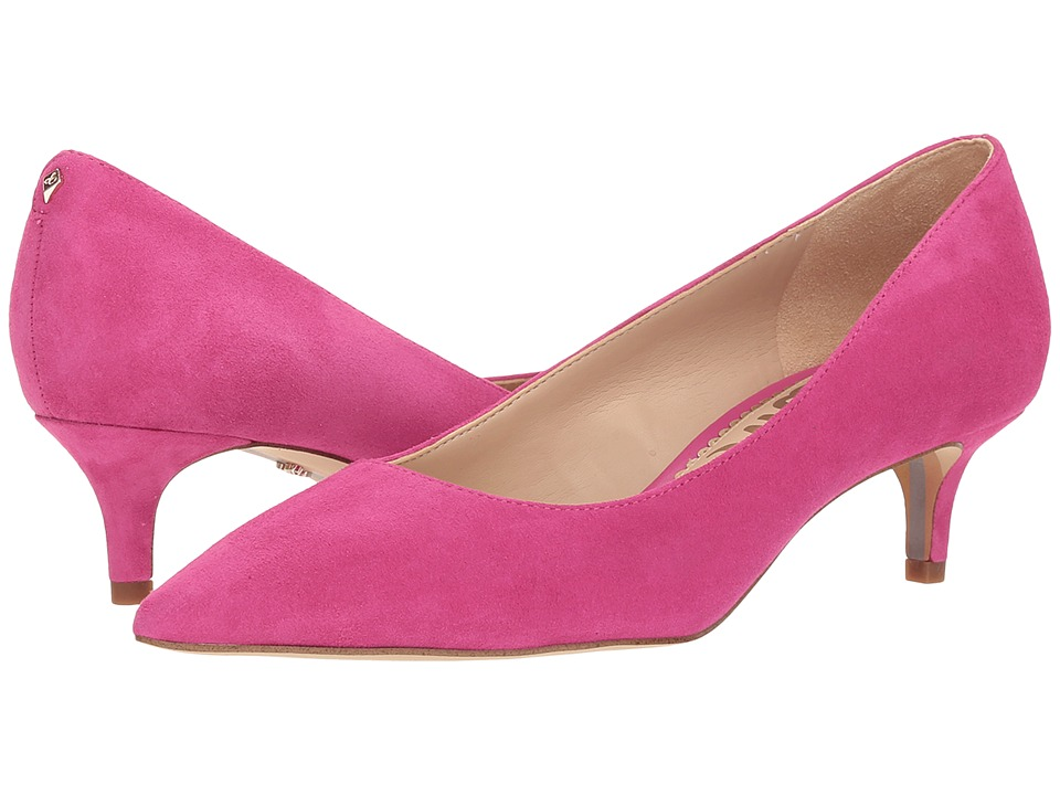 Sam Edelman Dori (Retro Pink Kid Suede Leather) Women's Shoes
