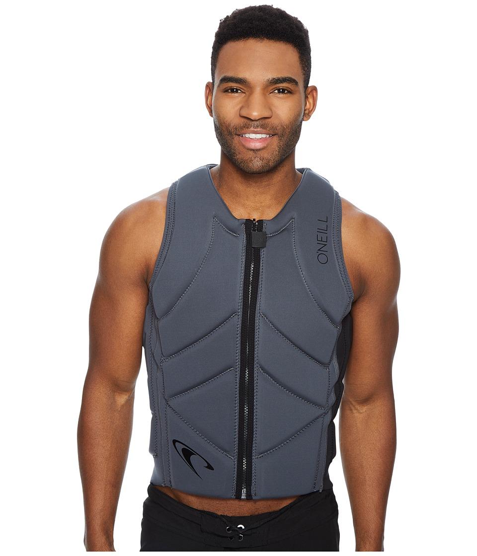 O'Neill Slasher Comp Vest (Graph/Black) Men's Swimwear