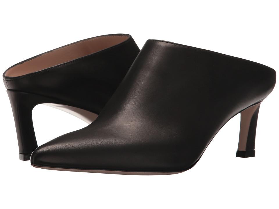 Stuart Weitzman Mira (Nero Crush Nappa) Women's Shoes