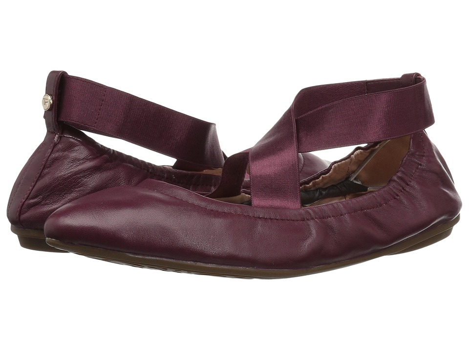 Taryn Rose Edina (Fig Sheep Nappa) Women's Shoes
