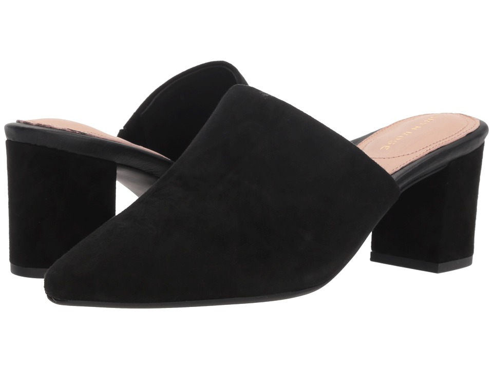 Taryn Rose Madisson (Black Silky Suede) Women's Shoes