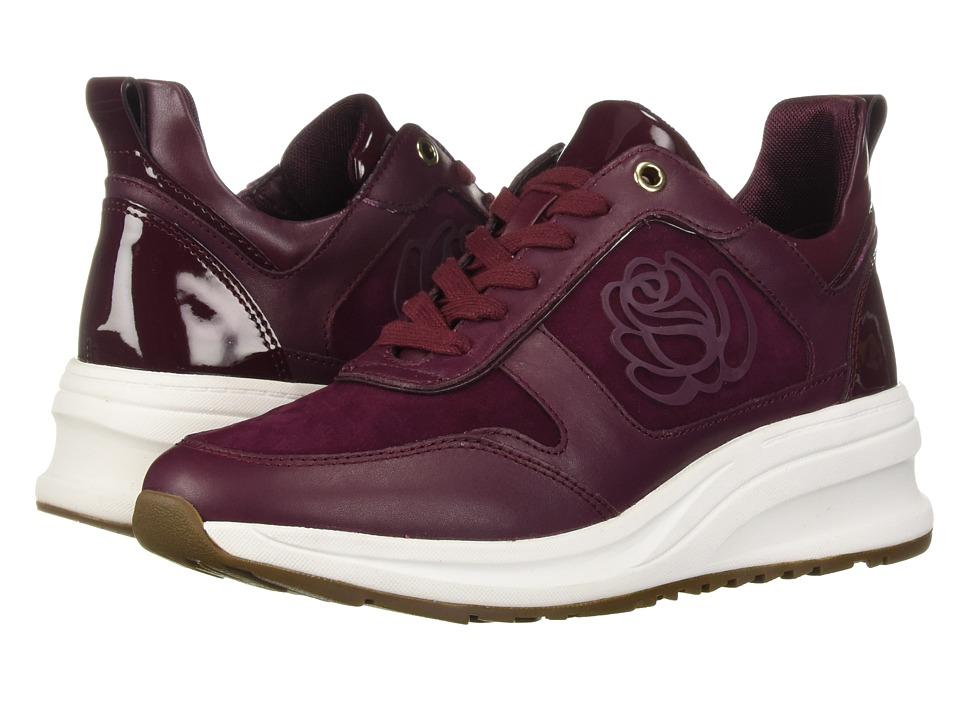 Taryn Rose Zadie (Fig Soft Calf) Women's Shoes