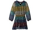 Ella Moss Girl Aop Chiffon Dress (Big Kids)