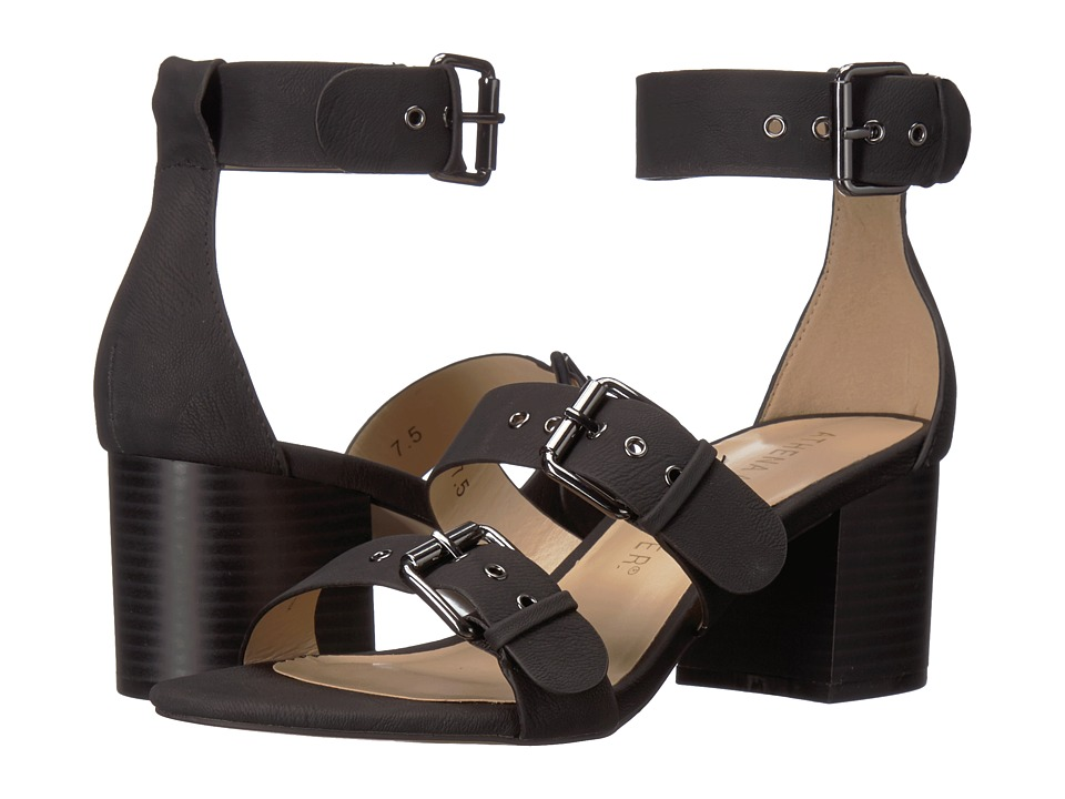 Athena Alexander Tex (Black) Sandals