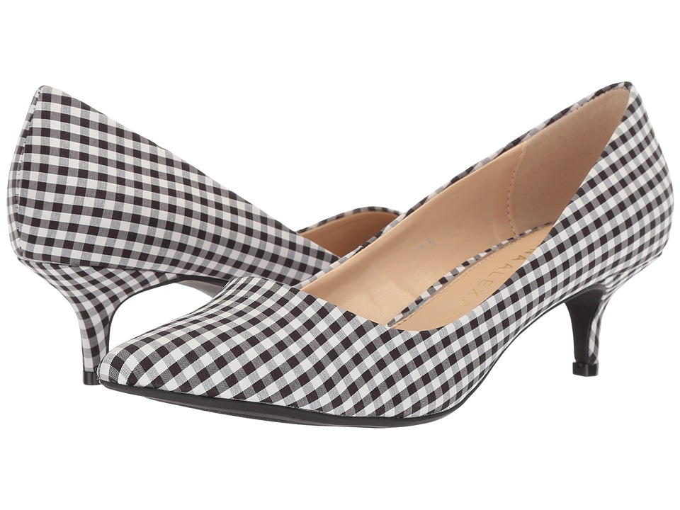 Athena Alexander - Target (Black Gingham) Womens 1-2 inch heel Shoes