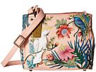 Anuschka Handbags Anuschka Handbags 525 Triple Compartment Convertible Tote