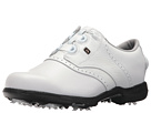 FootJoy DryJoys Cleated BOA Traditional Blucher Saddle