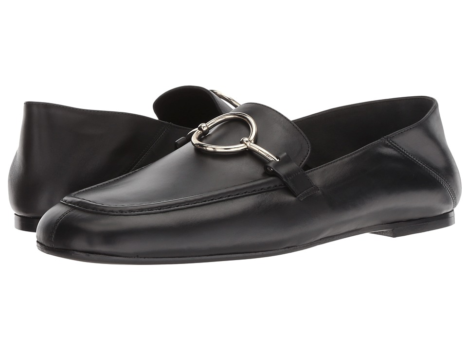Via Spiga Abby (Black Leather) Women's Shoes