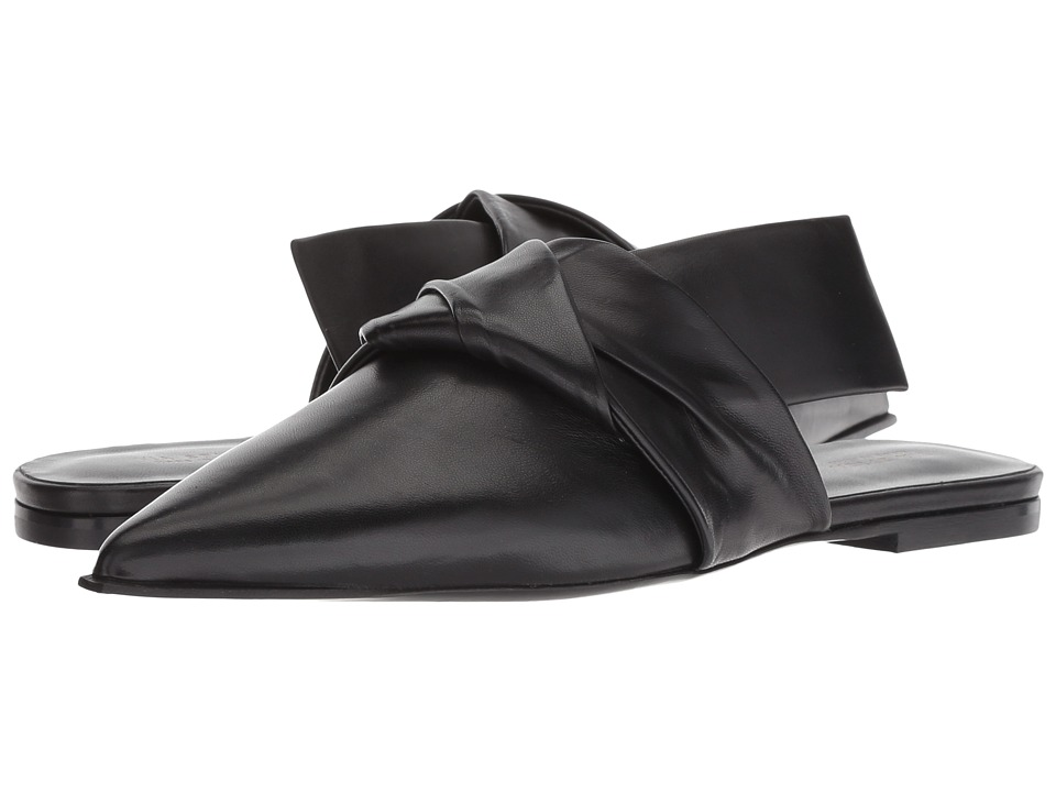 Via Spiga Birgit (Black Leather) Women's Shoes