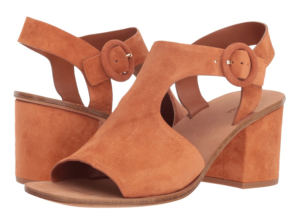 Via Spiga Katya (Amber Suede) Women's Shoes