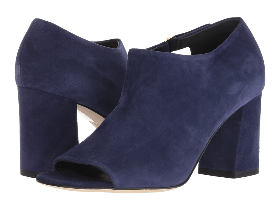 Via Spiga Eladine (Cobalt Suede) Women's Shoes