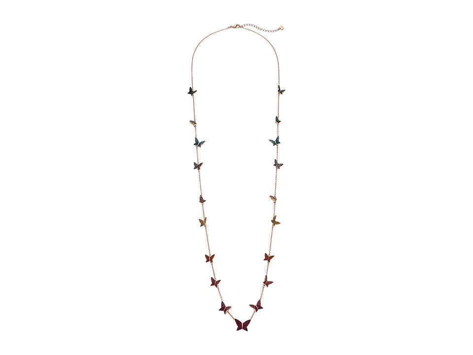 Swarovski Lilia Strandage Necklace (Light Multi) Necklace