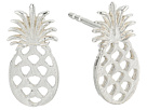 Alex and Ani Alex and Ani Pineapple Post Earrings