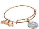 Alex and Ani Alex and Ani Color Infusion Words Are Powerful Wild and Free Bangle