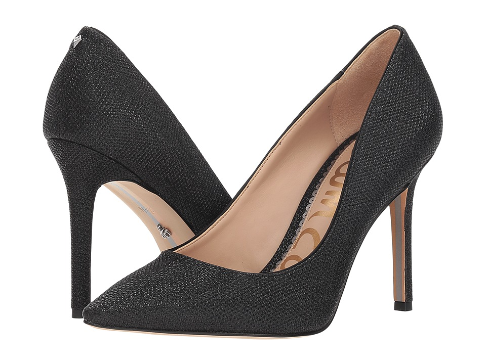 Sam Edelman Hazel (Black Glam Mesh) Women's Shoes