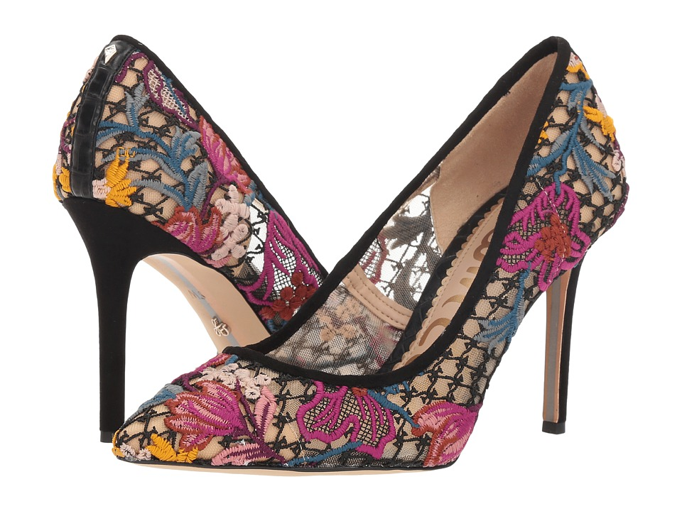 Sam Edelman Hazel (Bright Multi Floral Chintz Lace) Women's Shoes