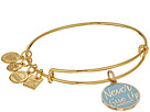 Alex and Ani Charity By Design Never Give Up Bangle