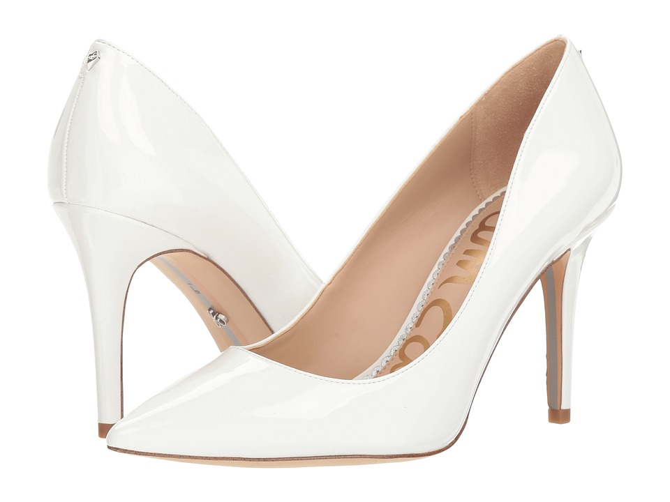 Sam Edelman Margie (Bright White Patent) Women's Shoes