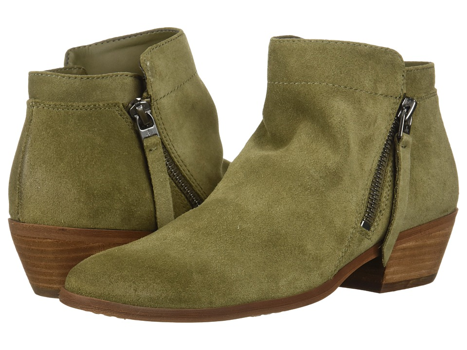 Sam Edelman Packer (Moss Green Velutto Suede Leather)