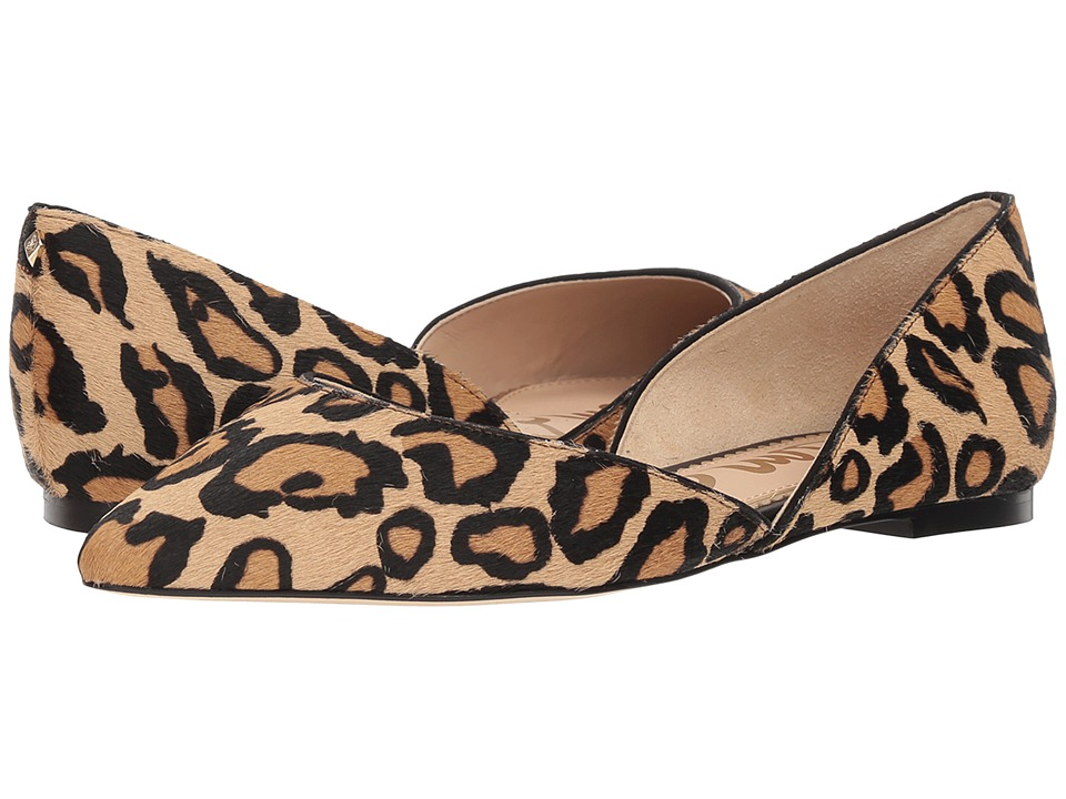 Sam Edelman Rodney (New Nude Leopard Leopard Brahama Hair) Women's Shoes