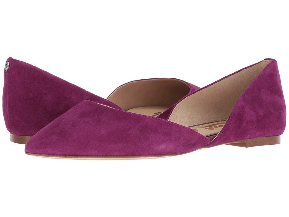 Sam Edelman Rodney (Purple Plum Gatsby Floral Jacquard) Women's Shoes